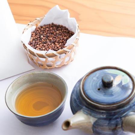 十割蕎麦あずまの国産高級そば茶